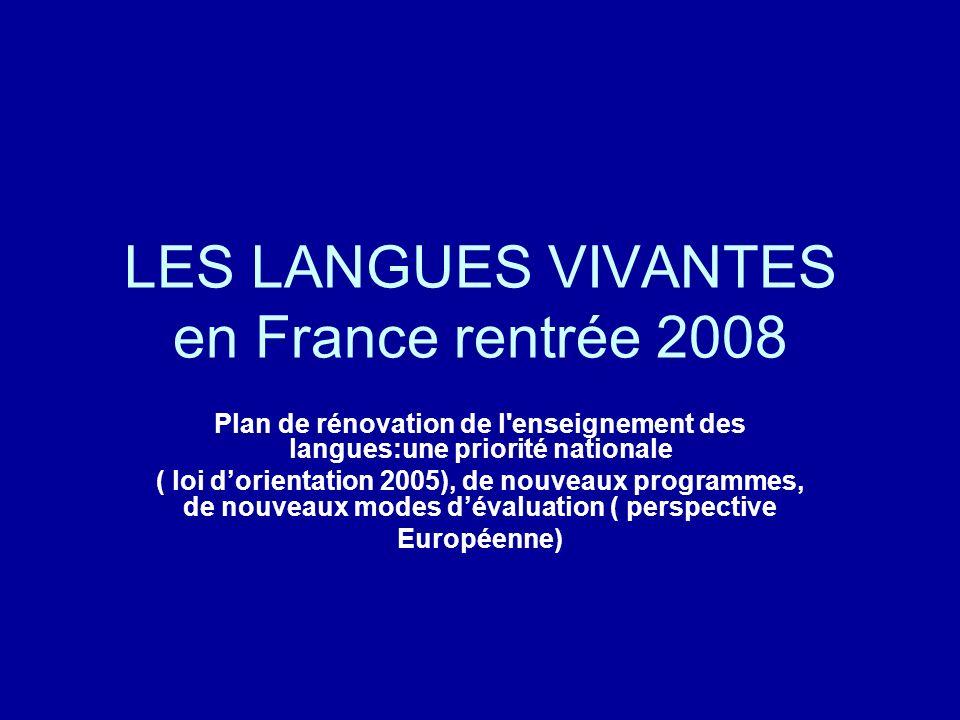 Présidence française de lUnion Européenne (jusquen Décembre 2008) Développer louverture à lEurope dans le cadre de la Présidence française de lUnion européenne Différentes actions en France et dans lacadémie de Poitiers avec les partenaires institutionnels: DAREIC, e.twinning, Primlangues, CIEP ( rentrée aux couleurs de lEurope, journée européenne,semaine de lEurope, assises, conférences, programmes européens de mobilité encouragés..)