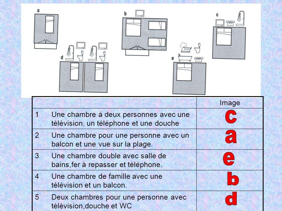Image 1Une chambre à deux personnes avec une télévision, un téléphone et une douche 2Une chambre pour une personne avec un balcon et une vue sur la pl