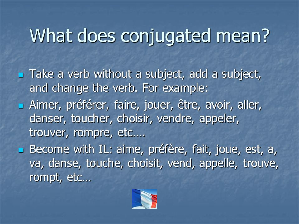 Overview The biggest difference in French is the placement of negative adverbs.