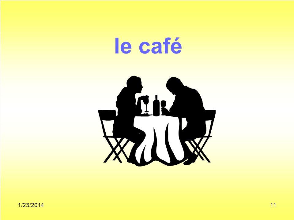 1/23/201411 le café