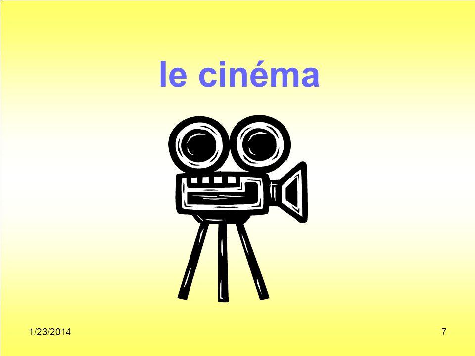 7 le cinéma