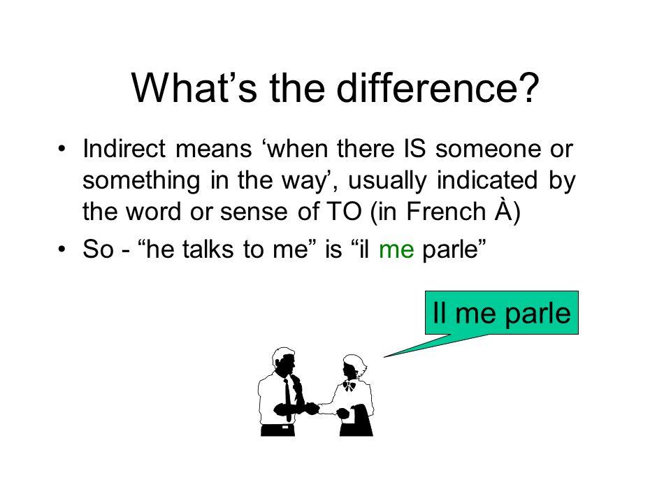 So what is a pronoun? A word that replaces a noun