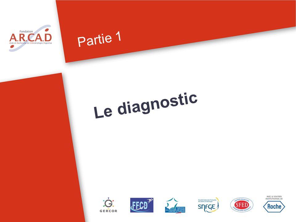 Partie 1 Le diagnostic
