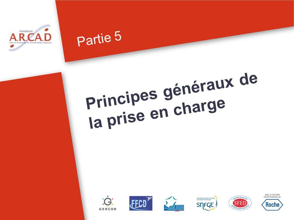 Partie 5 Principes généraux de la prise en charge