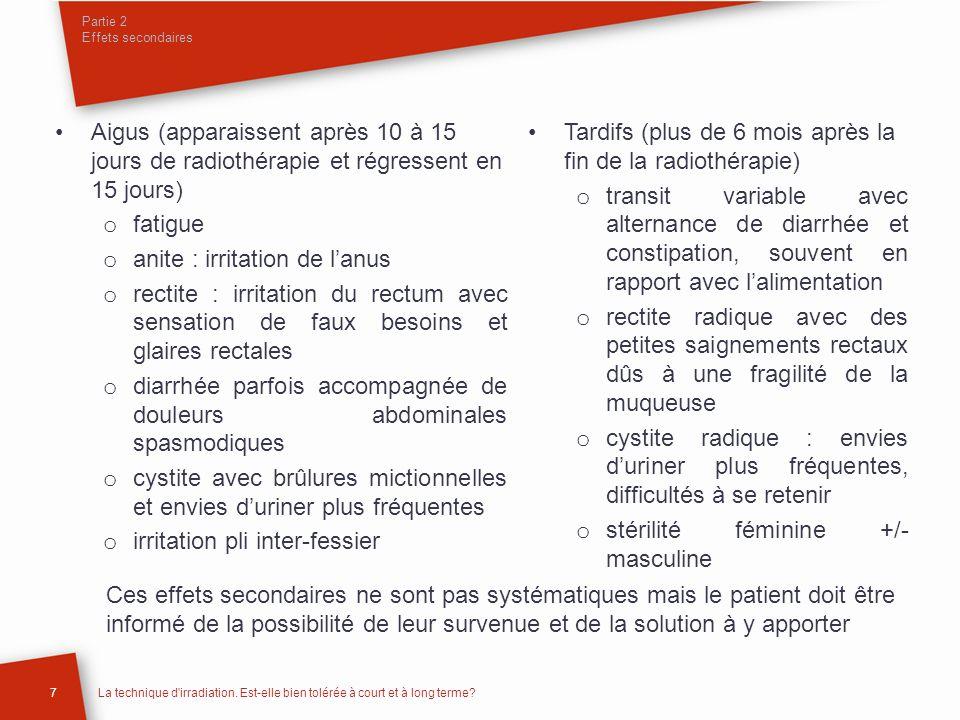 Partie 3 Complications
