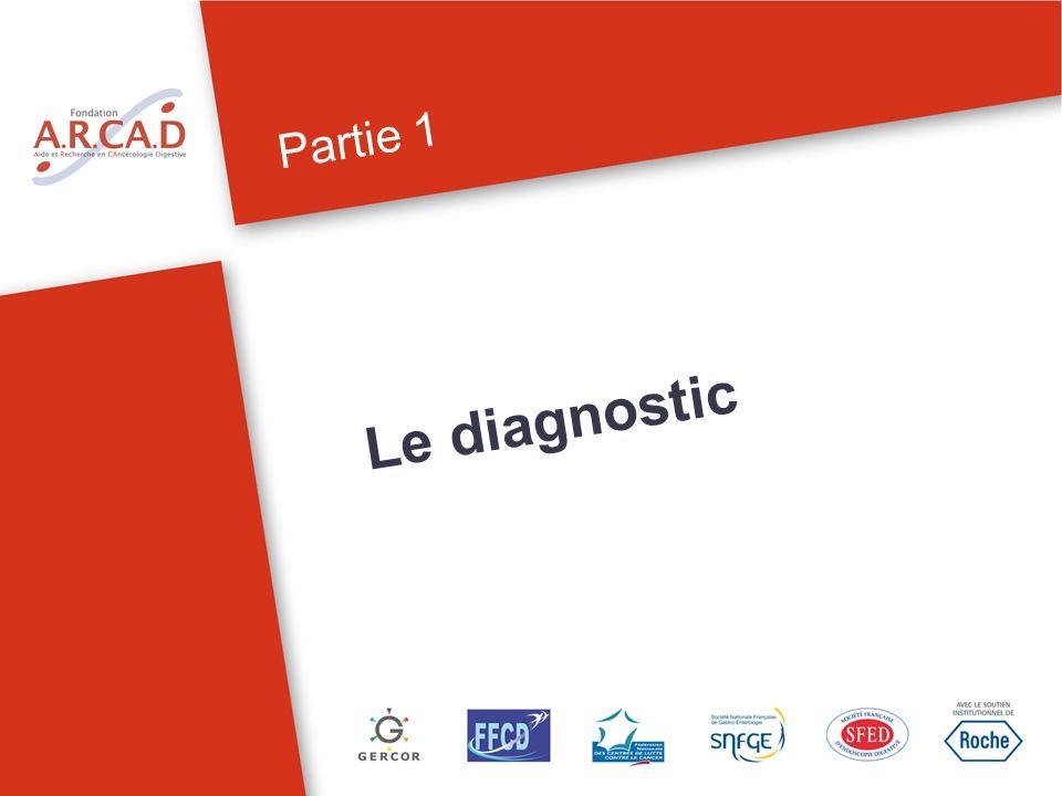 Partie 1 Le diagnostic 4Quelle différence doit-on faire entre dépistage et diagnostic .