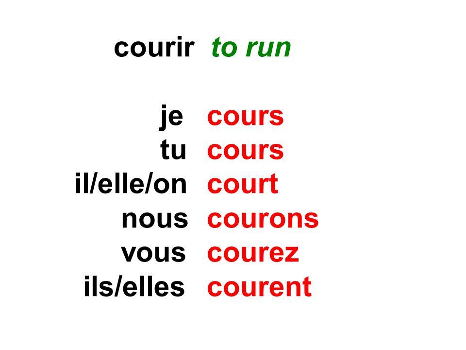 On court.