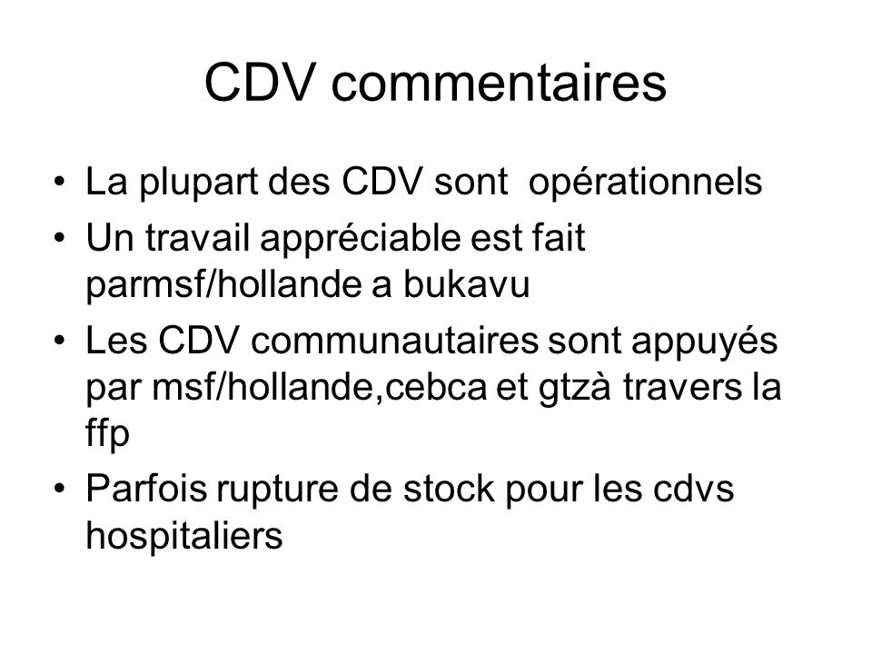 4.PRISE EN CHARGE DES INFECTIONS OPPORTUNISTES Nb ZS Nb ZS Couv.