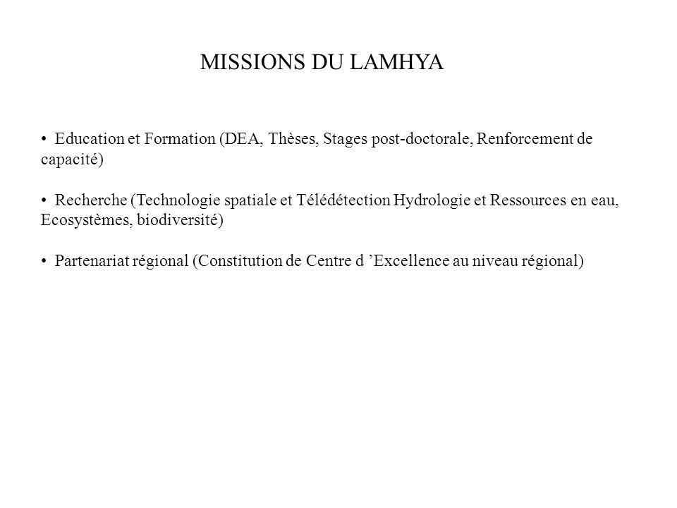 sur les technologies spatiales ( suite ) La mise en place dun comité de suivi de la mise en œuvre de la présente recommandation La responsabilisation