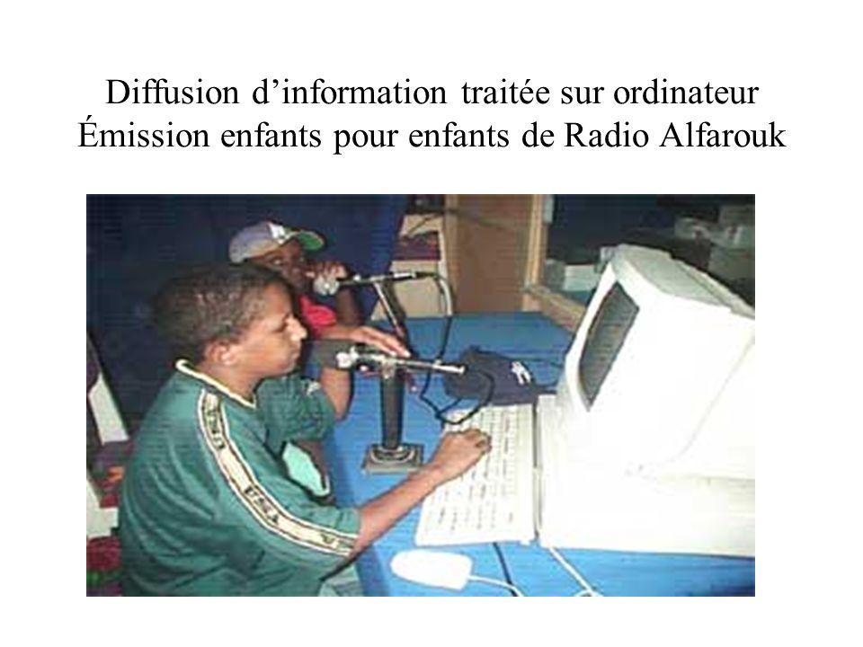 Séance dÉmission Radio surf Songhay Tamacheq