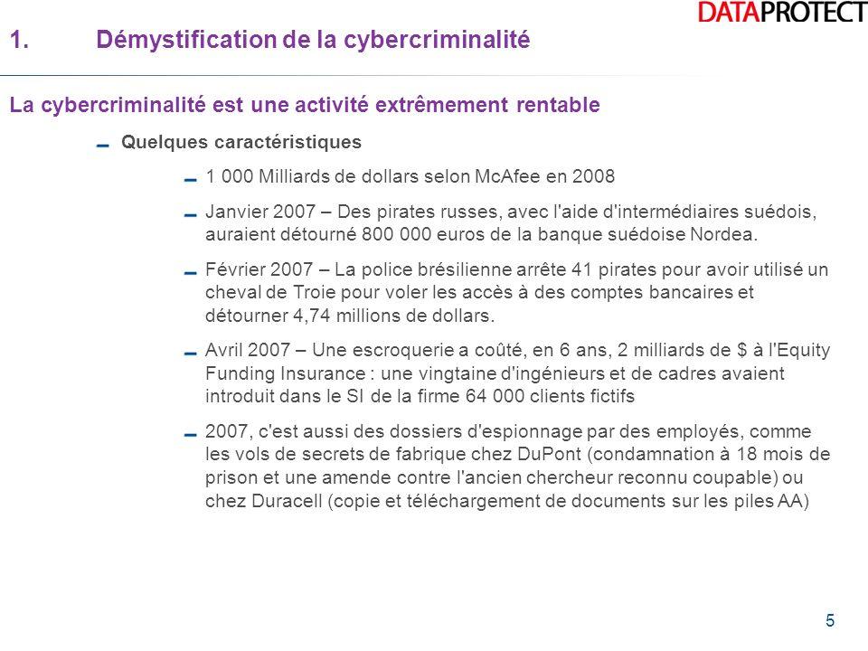16 Latteinte à la disponibilité/ DoS et DDoS Selon Verisign, les attaques DDoS croissent plus rapidement que la bande passante allouée à linternet.
