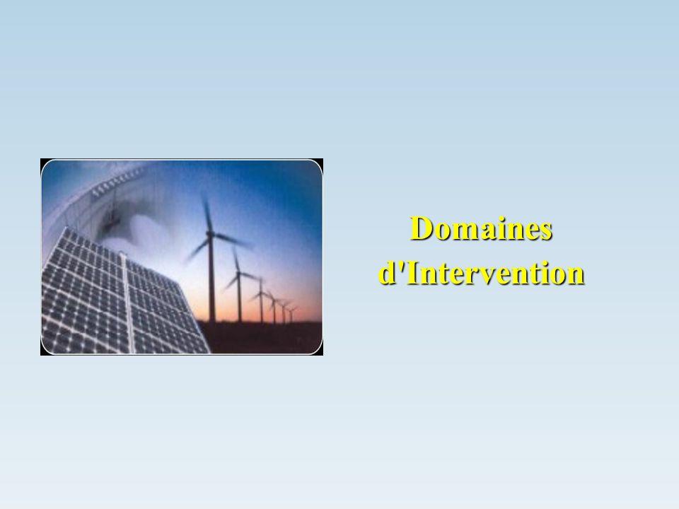 Domainesd'Intervention