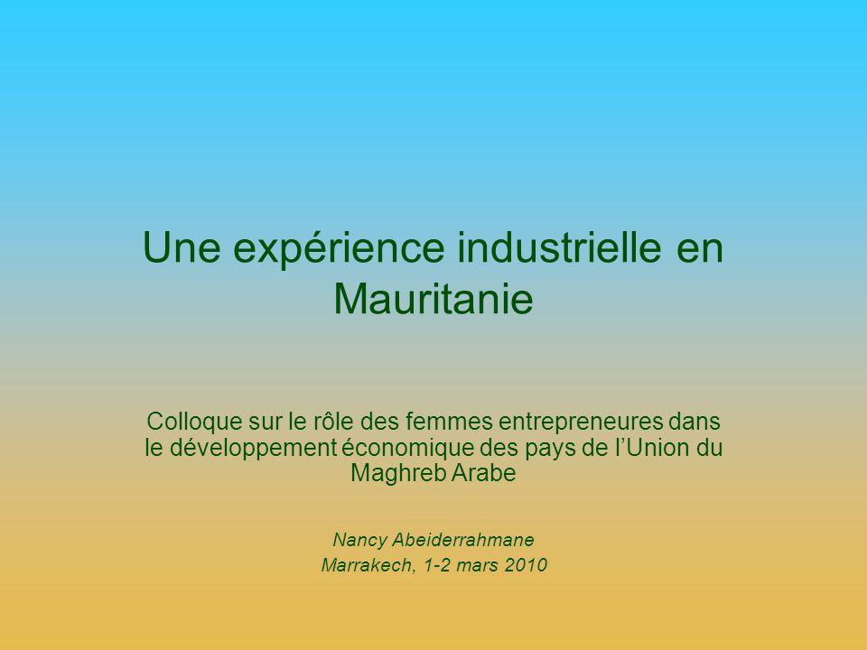 Les oubliés du Maghreb Pays parfois oublié lorsquon parle de lUMA, Economie basée sur lexportation des matières premières Beaucoup moins dévelopé que les pays méditerranéens de lUMA Option libérale de lEtat, absence totale de soutien à léconomie nationale De ce fait, il peut être difficile dintégrer économi- quement avec bénéfice pour la Mauritanie