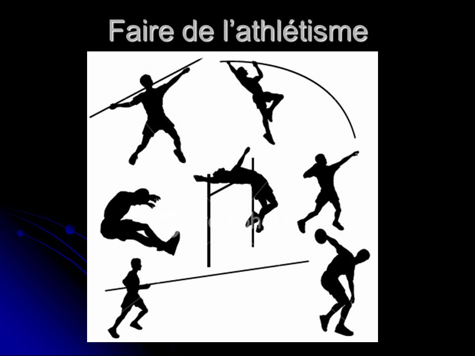 Les Sports avec Jouer (to play)