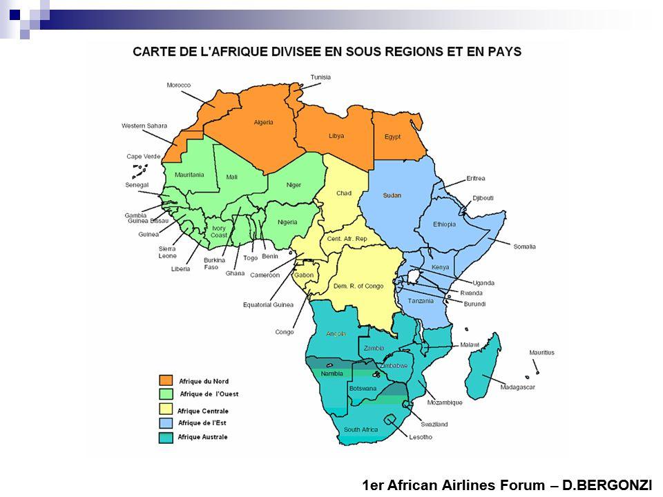 1er African Airlines Forum – D.BERGONZI