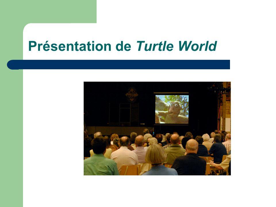 Présentation de Turtle World