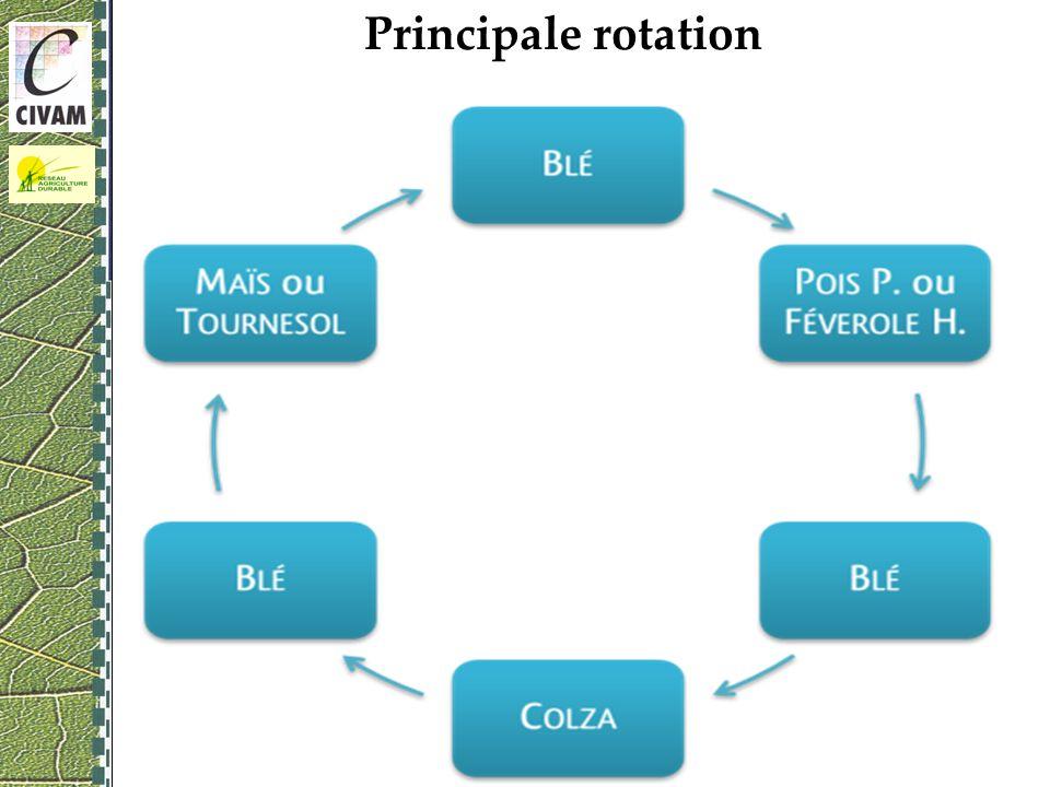 Principale rotation