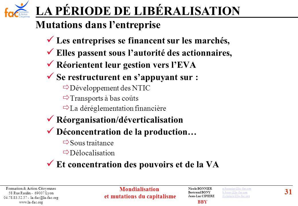 31 Formation & Action Citoyennes 58 Rue Raulin - 69007 Lyon 04.78.83.52.57 - la-fac@la-fac.org www.la-fac.org Nicole BONNIERn.bonnier@la-fac.orgn.bonn
