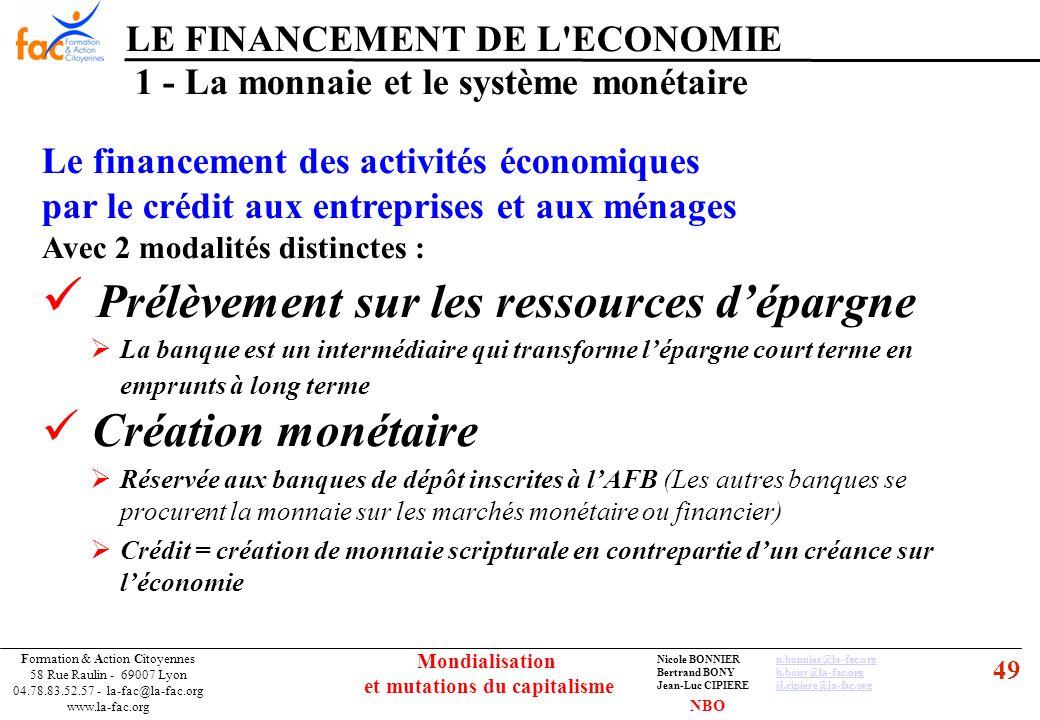 49 Formation & Action Citoyennes 58 Rue Raulin - 69007 Lyon 04.78.83.52.57 - la-fac@la-fac.org www.la-fac.org Nicole BONNIERn.bonnier@la-fac.orgn.bonn