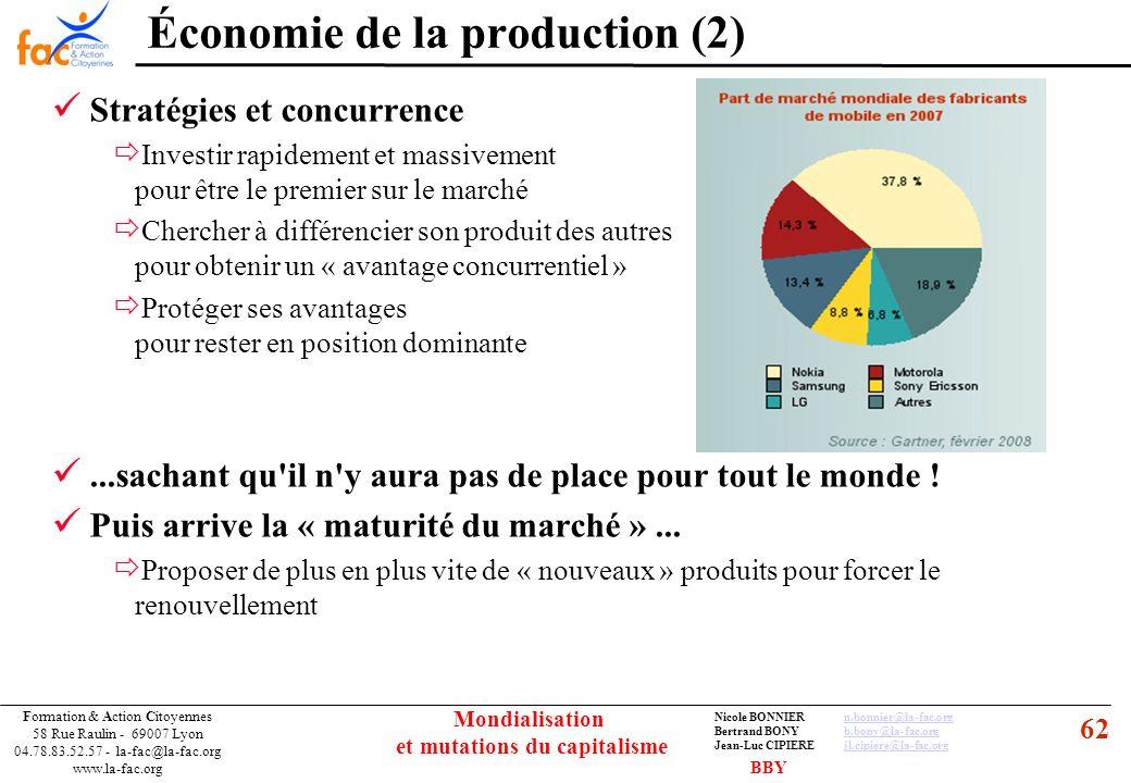 62 Formation & Action Citoyennes 58 Rue Raulin - 69007 Lyon 04.78.83.52.57 - la-fac@la-fac.org www.la-fac.org Nicole BONNIERn.bonnier@la-fac.orgn.bonn