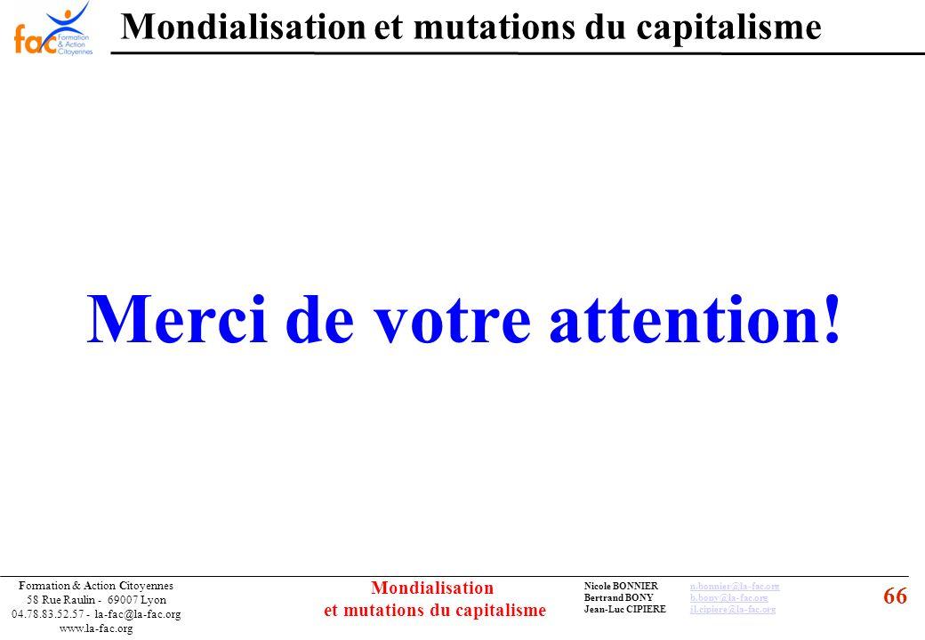 66 Formation & Action Citoyennes 58 Rue Raulin - 69007 Lyon 04.78.83.52.57 - la-fac@la-fac.org www.la-fac.org Nicole BONNIERn.bonnier@la-fac.orgn.bonn
