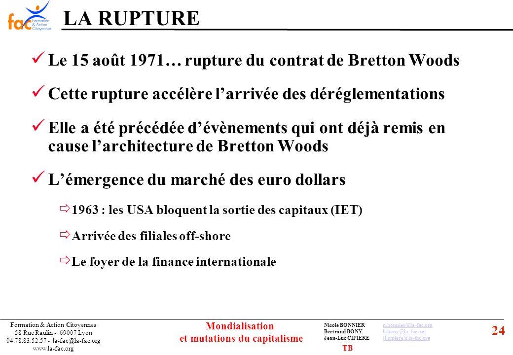 24 Formation & Action Citoyennes 58 Rue Raulin - 69007 Lyon 04.78.83.52.57 - la-fac@la-fac.org www.la-fac.org Nicole BONNIERn.bonnier@la-fac.orgn.bonn