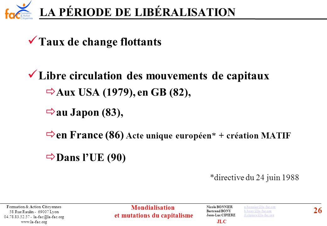 26 Formation & Action Citoyennes 58 Rue Raulin - 69007 Lyon 04.78.83.52.57 - la-fac@la-fac.org www.la-fac.org Nicole BONNIERn.bonnier@la-fac.orgn.bonn