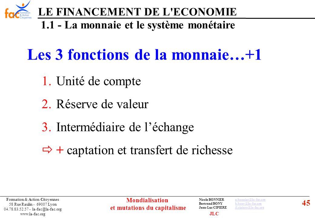 45 Formation & Action Citoyennes 58 Rue Raulin - 69007 Lyon 04.78.83.52.57 - la-fac@la-fac.org www.la-fac.org Nicole BONNIERn.bonnier@la-fac.orgn.bonn