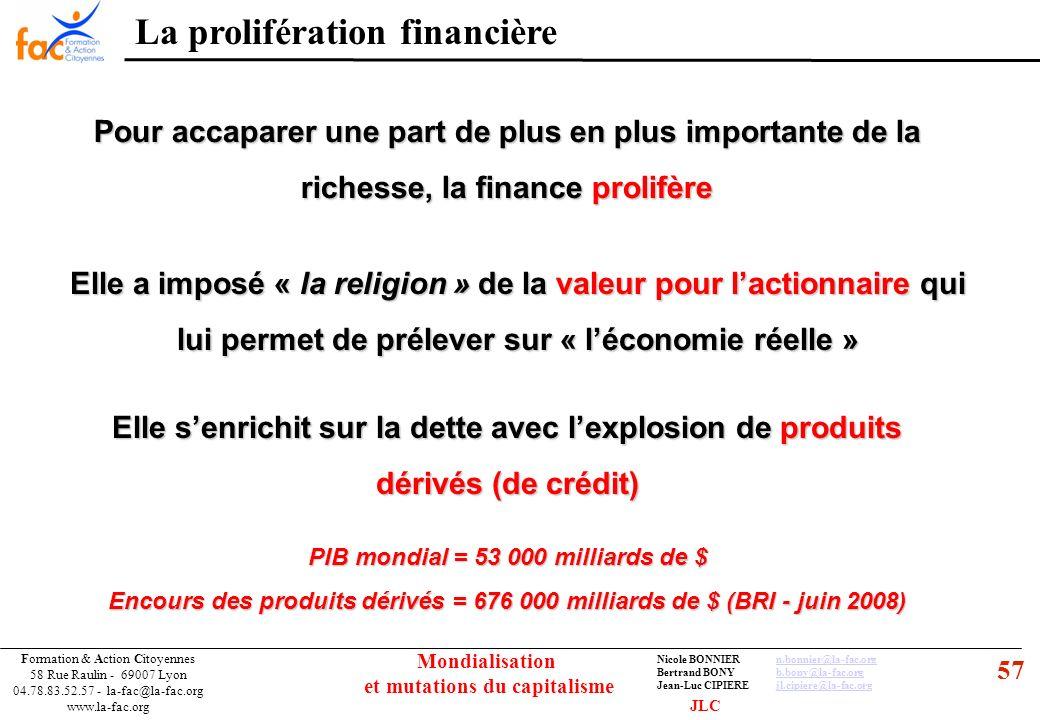 57 Formation & Action Citoyennes 58 Rue Raulin - 69007 Lyon 04.78.83.52.57 - la-fac@la-fac.org www.la-fac.org Nicole BONNIERn.bonnier@la-fac.orgn.bonn
