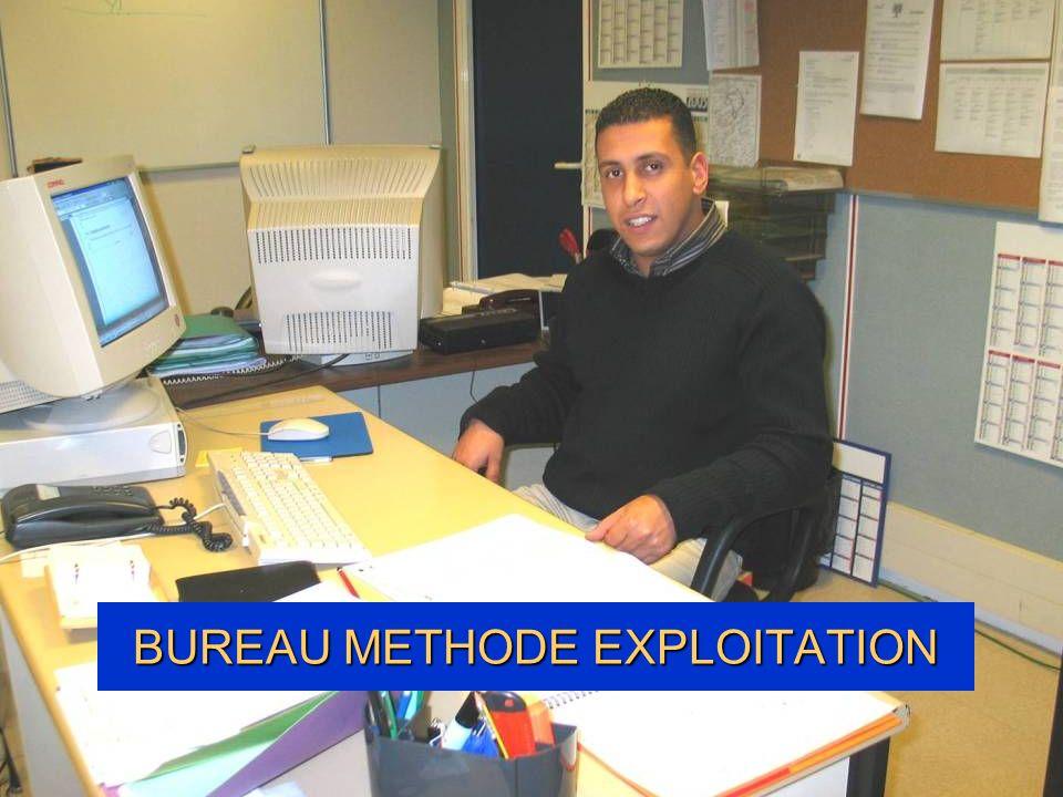 BUREAU METHODE EXPLOITATION