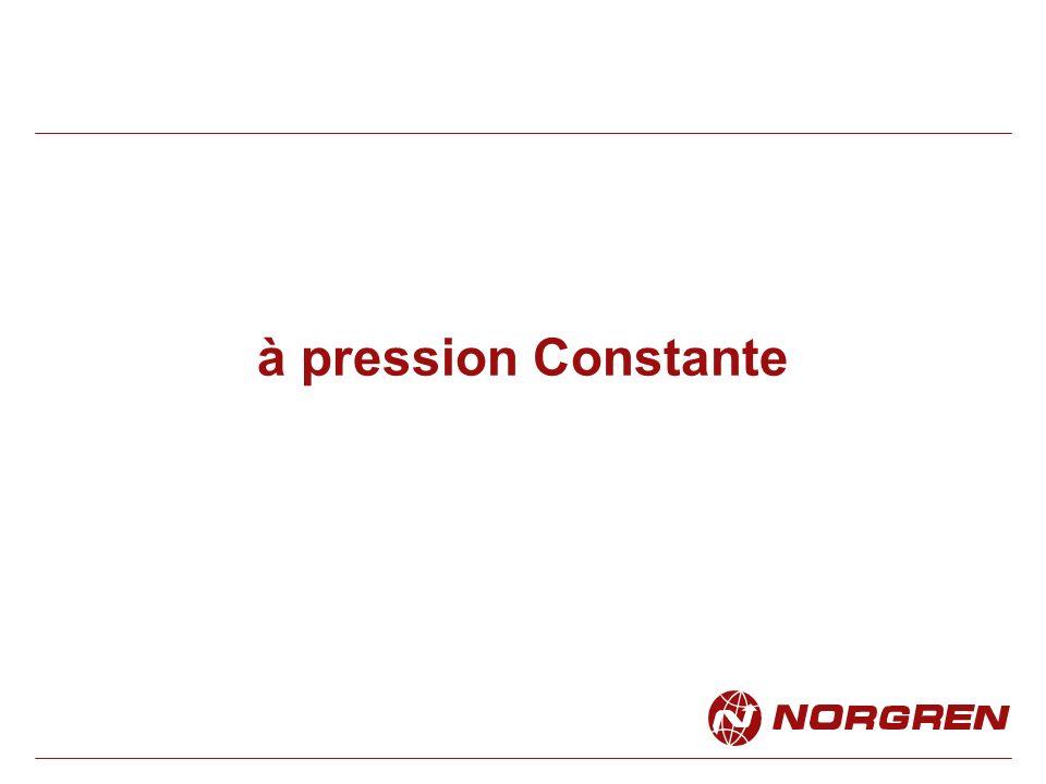 à pression Constante