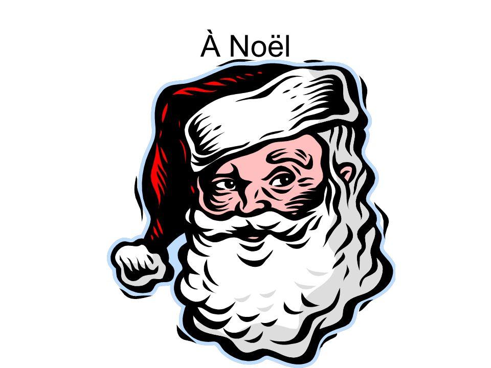 À Noël