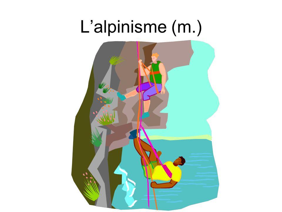 Lalpinisme (m.)