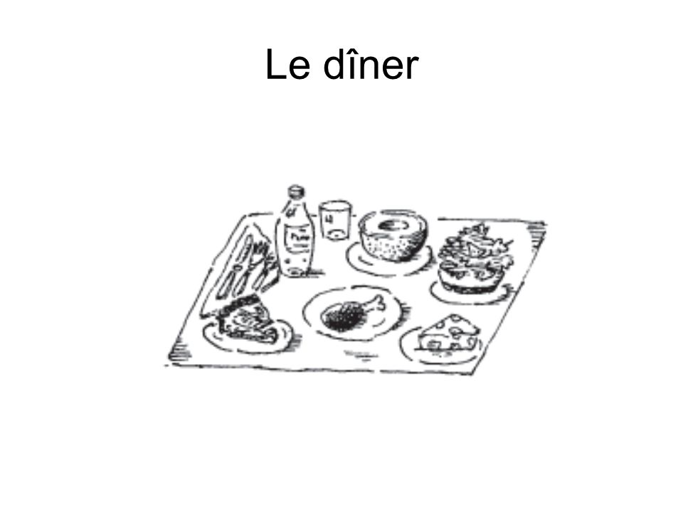 To set the table = Mettre la table Forms of Mettre = Je metsNous mettons Tu metsVous mettez Il metIls mettent Past Participle of Mettre = Mis