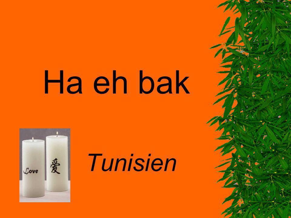 Ha eh bak Tunisien