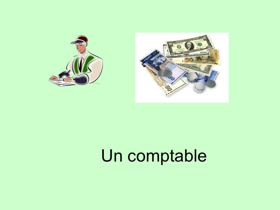 Un comptable
