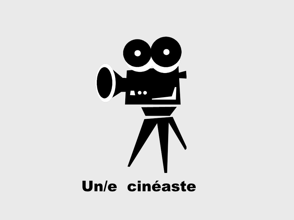 Un/e cinéaste