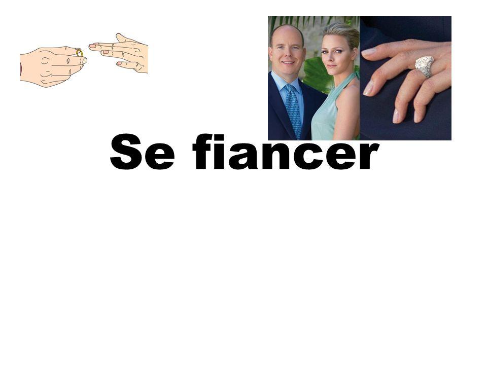 Se fiancer