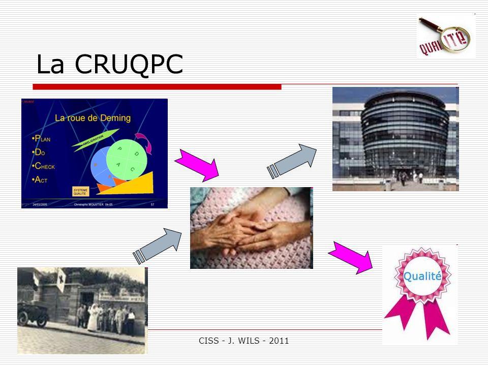CISS - J. WILS - 2011 La CRUQPC