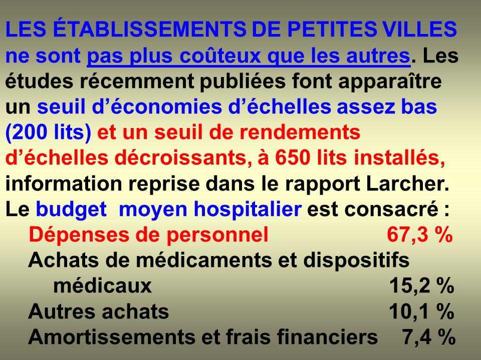 La réforme hospitalière ne doit pas être marquée dun parisianisme exacerbé, LENJEU est trop important pour quelle se fasse sans concertation, sans dialogue.