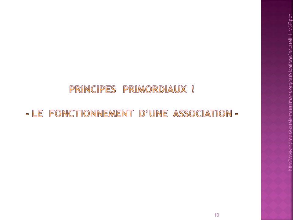 10 http://www.homosexuels-musulmans.org/publications/ accueil_HM2F.ppt