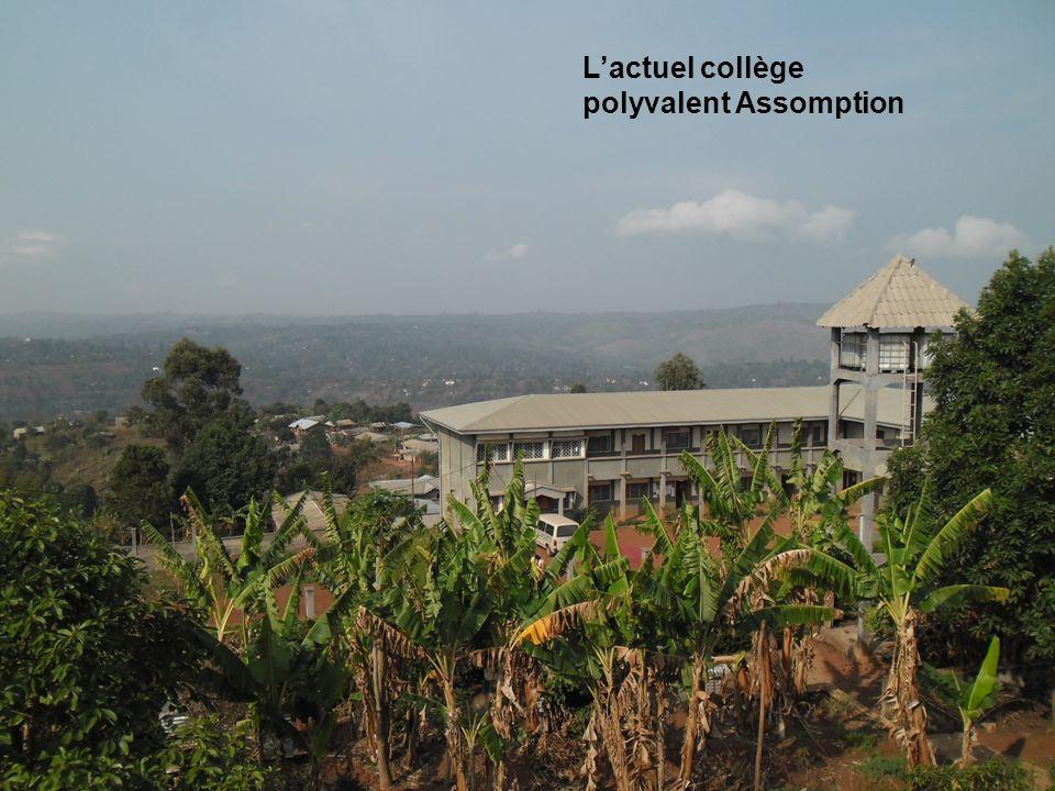 Lactuel collège polyvalent Assomption