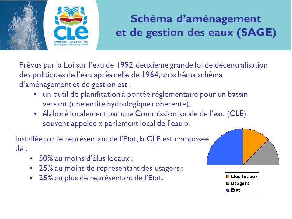 4 Les ressources en eau du département de la Gironde