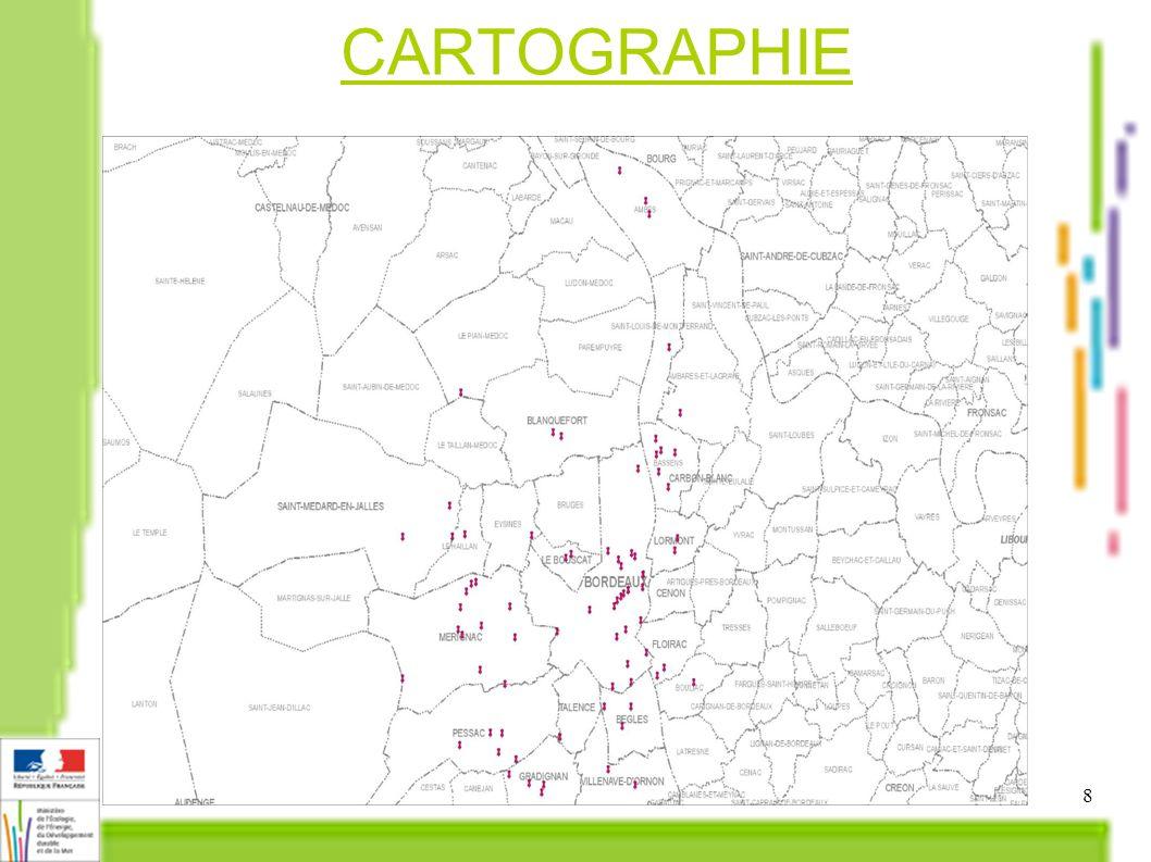 8 CARTOGRAPHIE