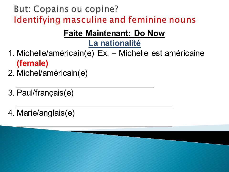 Match each phrase with the correct image.Cest une copine.