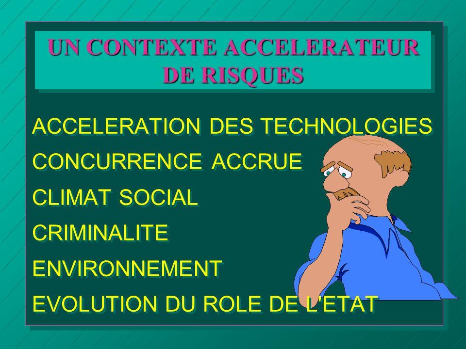 DANS LE DOMAINE ECONOMIQUE 1) FLUCTUATION DES MARCHES FINANCIERS 2) CHANGEMENTS FONDAMENTAUX DES DONNEES POLITIQUES 3) AUGMENTATION DES O.P.A., FUSIONS, ACQUISITIONS