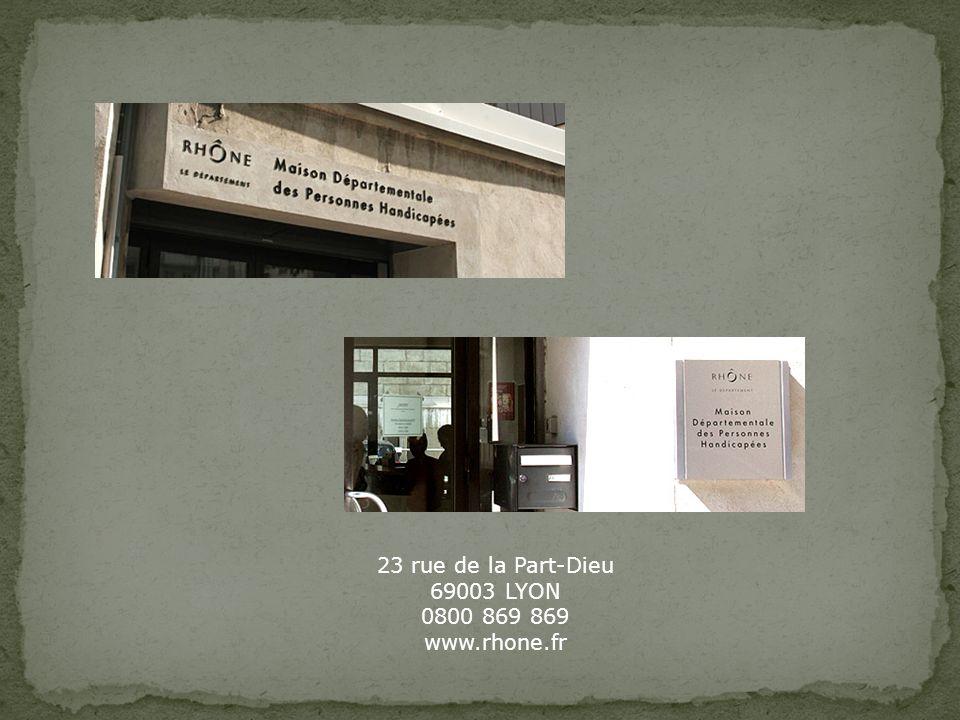 23 rue de la Part-Dieu 69003 LYON 0800 869 869 www.rhone.fr