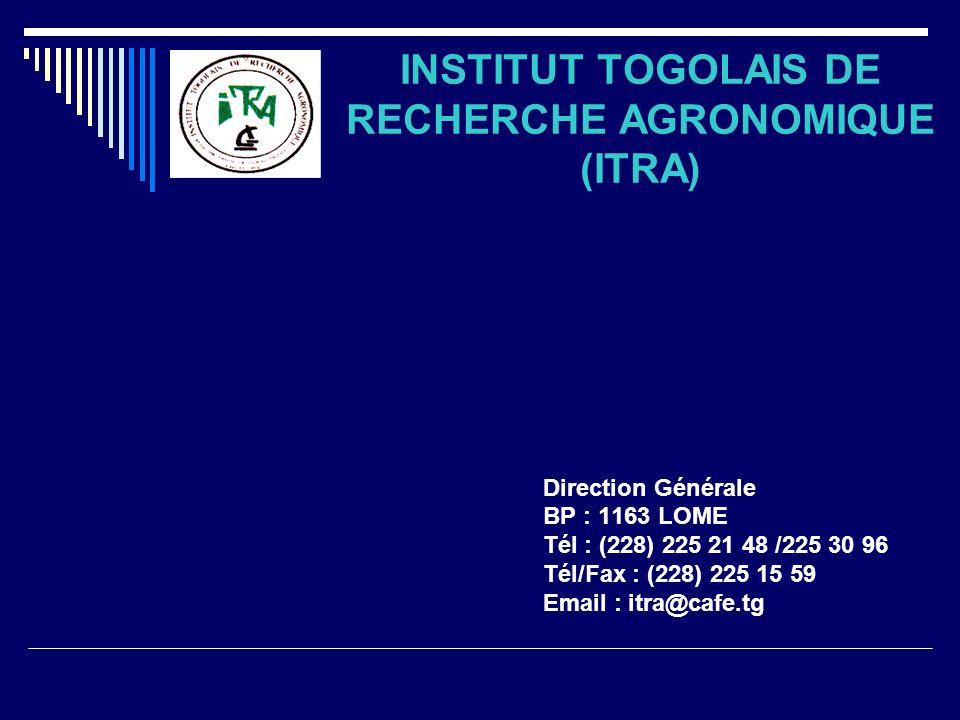 POLITIQUES DE SÉCURITÉ ALIMENTAIRE AU TOGO Dr Comlan Atsu AGBOBLI Mr Kodjo TETEVI ITRA, Lomé-Togo CAS DE LOPÉRATION DE JOINT- VENTURE AVEC LES RIZICULTEURS POUR LA PROMOTION DE LA PRODUCTION LOCALE DU RIZ COMPÉTITIF