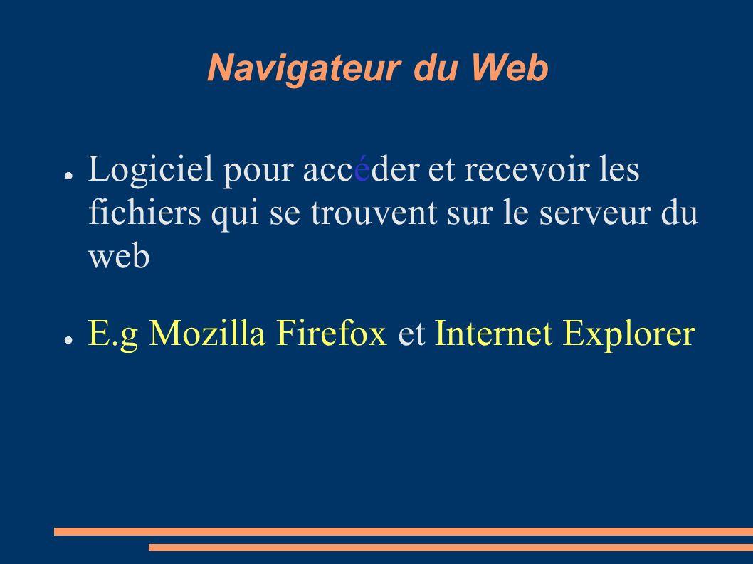 Protocole Pour que des ordinateurs puissent se connecter à L Internet, ils doivent pouvoir PARLER et Communiquer entre eux.
