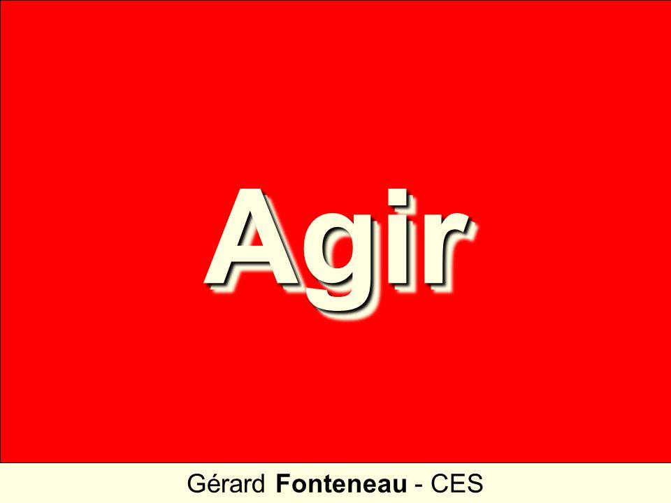 AgirAgir Gérard Fonteneau - CES